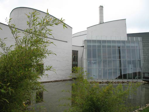 Фрэнк Гери (Frank Gehry): Energie Forum Innovation, Bad Oeynhausen, Germany, 1995