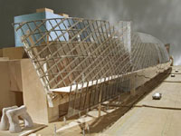 Фрэнк Гери (Frank Gehry): Art Gallery of Ontario renovation, Toronto, Ontario, Canada, 2008 (редизайн)