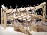 Фрэнк Гери (Frank Gehry): Temporary Pavilion for the Serpentine Gallery, Kensington Gardens, London, England, 2008