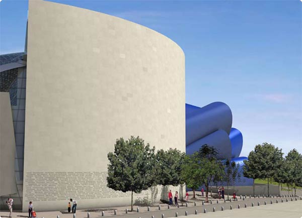Фрэнк Гери (Frank Gehry): Museum of Tolerance, Jerusalem, Israel