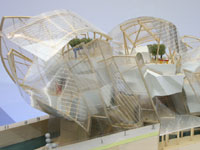 Фрэнк Гери (Frank Gehry): Louis Vuitton Foundation for Creation, Paris, France (в процессе, анонсирован в октябре 2006)