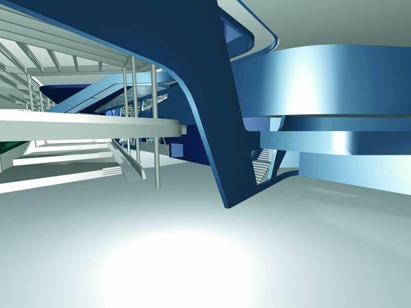 Заха Хадид Zaha Hadid Bmw Central Building Архитектура и Проектирование Справочник
