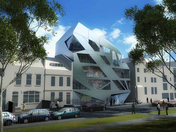 Заха Хадид (Zaha Hadid Architects): Hoxton Square, east London, UK,  2006—10