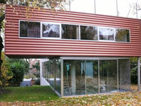 РЕМ КОЛХАС. Rem Koolhaas: Villa Dall'Ava, Saint Cloud, Paris, France 1989 — 91