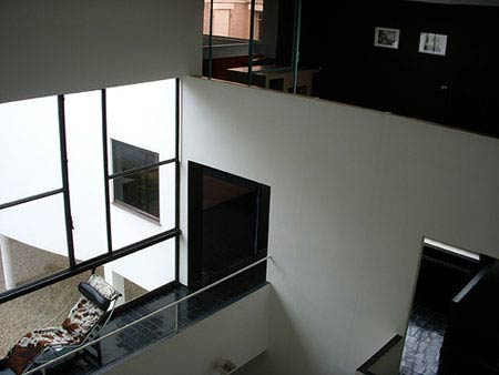 Ле Корбюзье. Le Corbusier. Вилла Ла Рош\Жаннере (Villa La Roche/Villa Jeanneret), Париж, 1923-1924