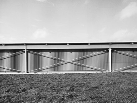 Team 4: Reliance Controls Factory, Swindon, Wiltshire, UK, 1967
