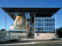 Ричард Роджерс (Richard Rogers): Bordeaux Law Courts, Bordeaux, France (Дворц Правосудия, Бордо, Франция), 1992—1998