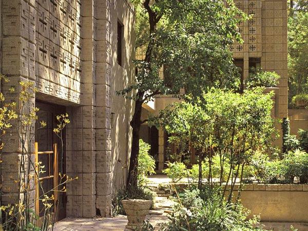 Фрэнк Ллойд Райт (Frank Lloyd Wright): Alice Millard House