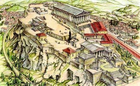 Древняя Греция. Обзор