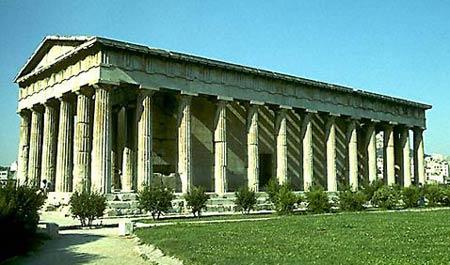 Греция обзор архитектуры и искусства
