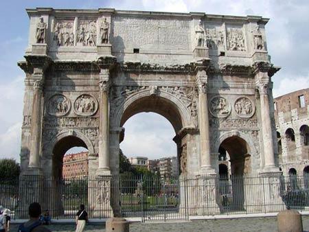 Древний рим общий обзор архитектуры