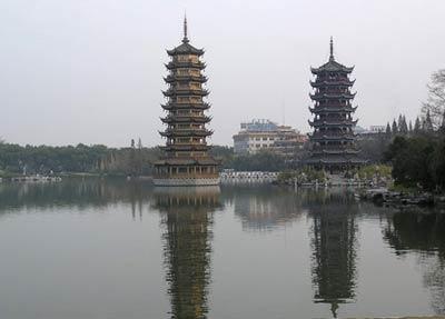Пагода - традиционная архитектура Китая