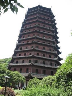 Ханчжоу. Пагода Шести Гармоний