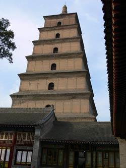 Даяньта (Большая пагода диких гусей). Сиань
