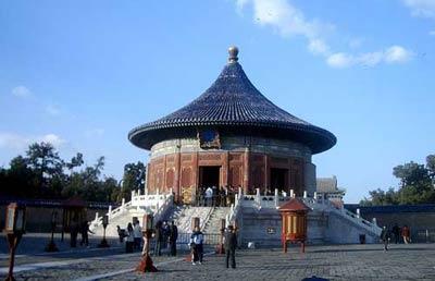 Тяньтань - Храм неба. Пекин