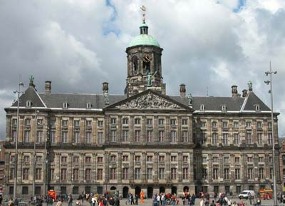 Якоб ван Кампен (Jacob van Campen) Royal Palace (Amsterdam)