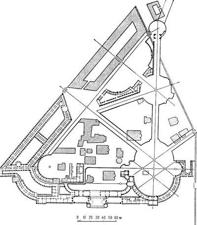 План реконструкции Московского