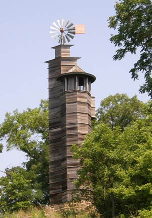 Romeo and Juliet water tower.   Фрэнк Ллойд Райт (Frank Lloyd Wright)