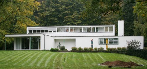Mies Van Der Rohe. House Esters. Krefeld. Germany, 1928.