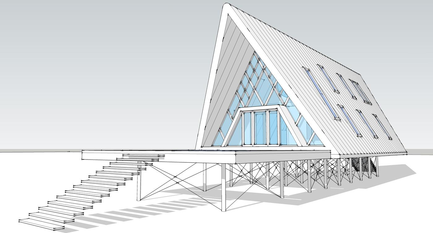 проектирование жилых и общественных зданий