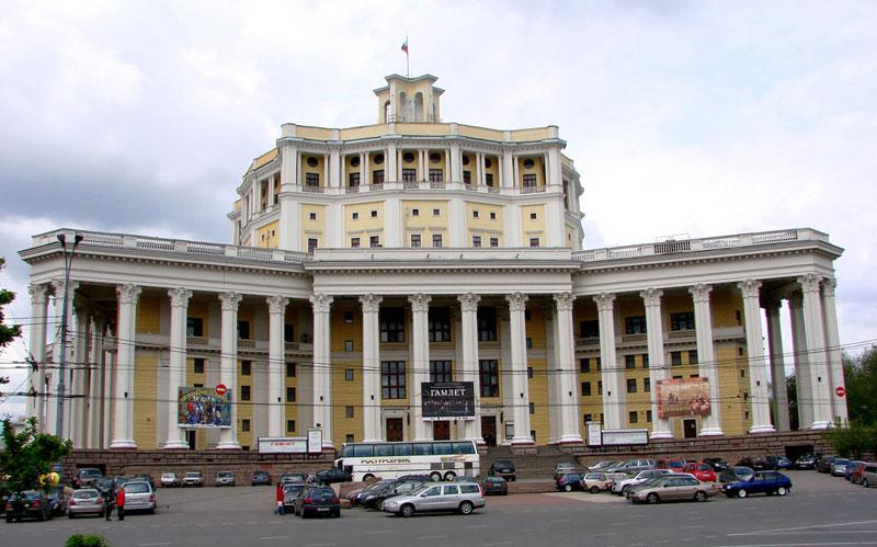 Театр советской армии москва