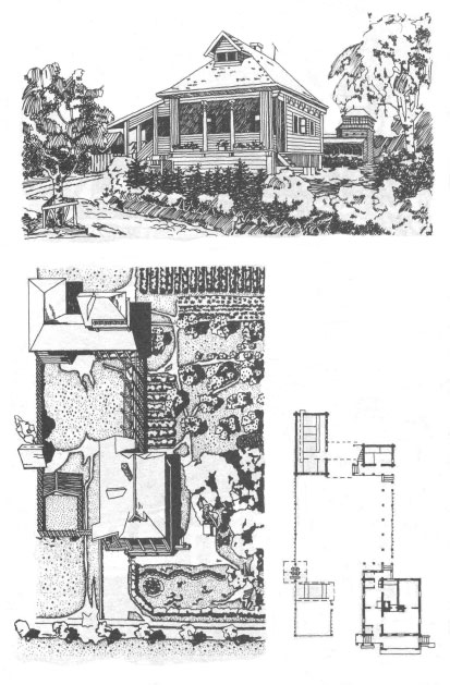 проекты домов внутри - Фото галерея проектов загородных