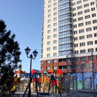 I очередь застройки жилого комплекса «Шесть Звезд» по ул. Аникина в Новосибирске. Проектная организация: «АкадемСтрой»