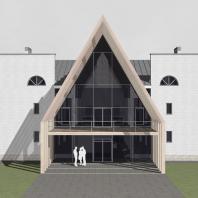 Концепция реконструкции коттеджа | Архитектура и Проектирование | Справочник